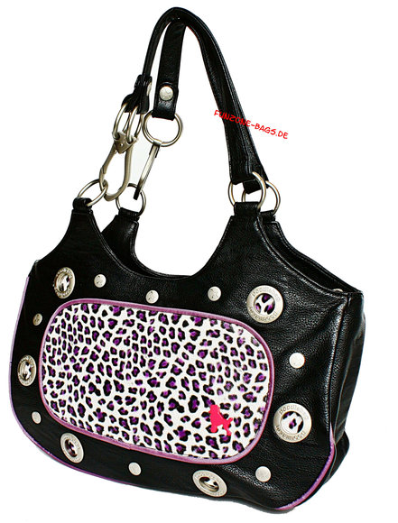 Poodlebag Multicolor Busy Purple