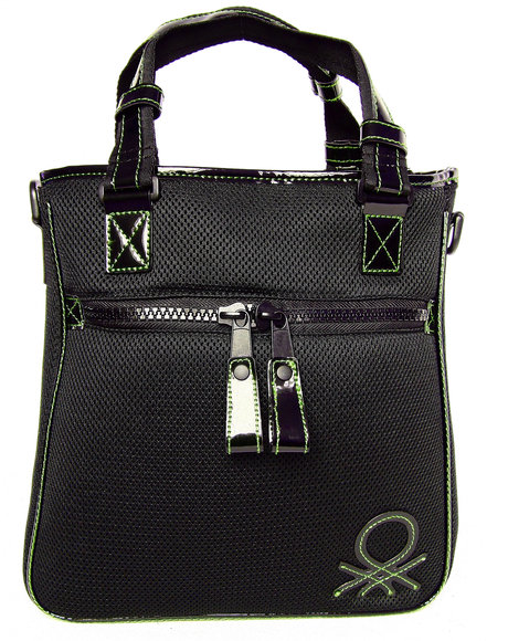 Benetton Rei Shopper black-green