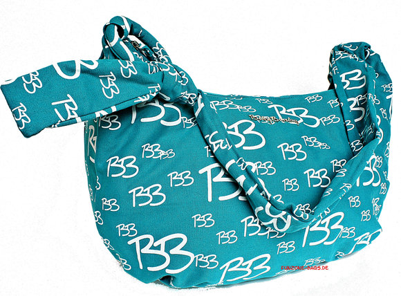 Betty Barclay Pouch A4<br> petrol turquoise