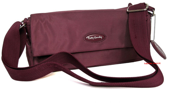 Betty Barclay Flap Bag small berry