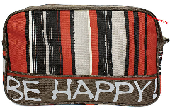 Be Happy cosmetic bag small<BR>89511-6