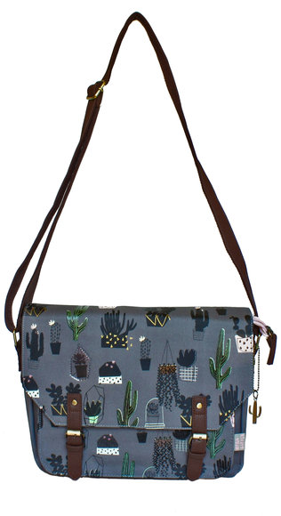 Disaster Designs Urban Garden Satchel Umhängetasche