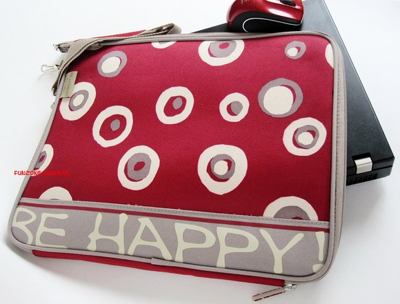 Be Happy Notebooktasche<BR>89505-4