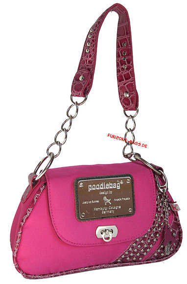 Poodlebag Saturday Pink