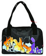 Poodlebag young art graffity<br>Pink small